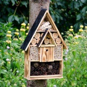 Insektenhotel kaufen: Unser Ratgeber!